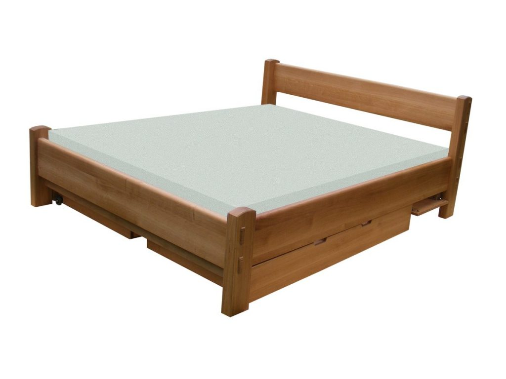 Fa ágykeret