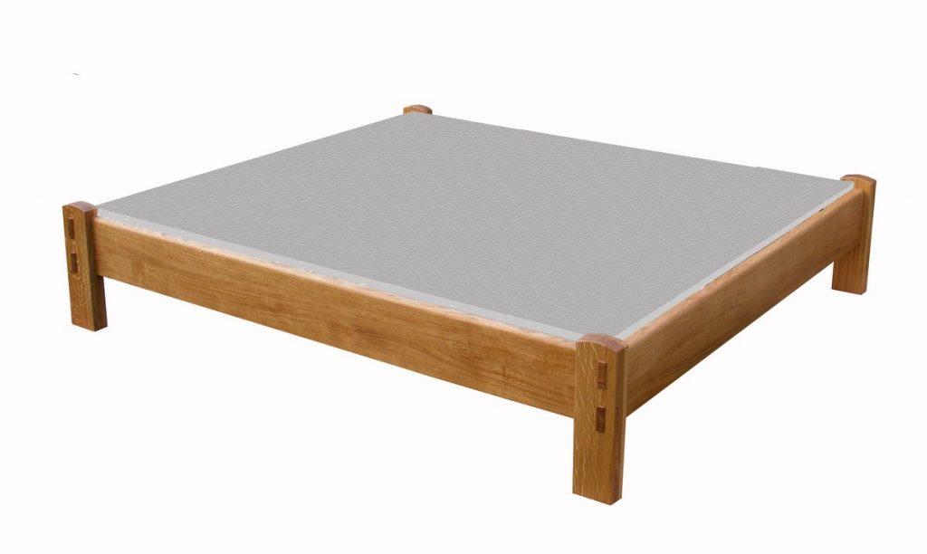 Tölgyfa ágy