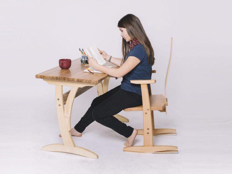 Íróasztal lányoknak