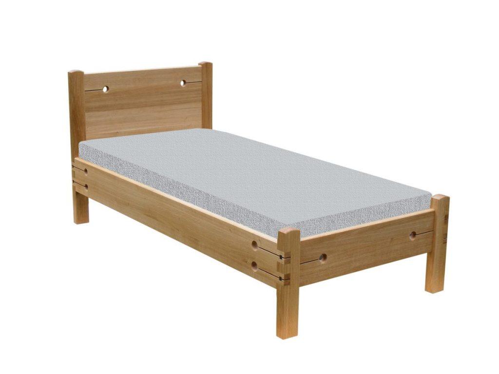 Fa ágy