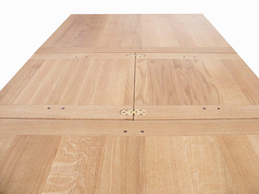 Tömör fa asztallap