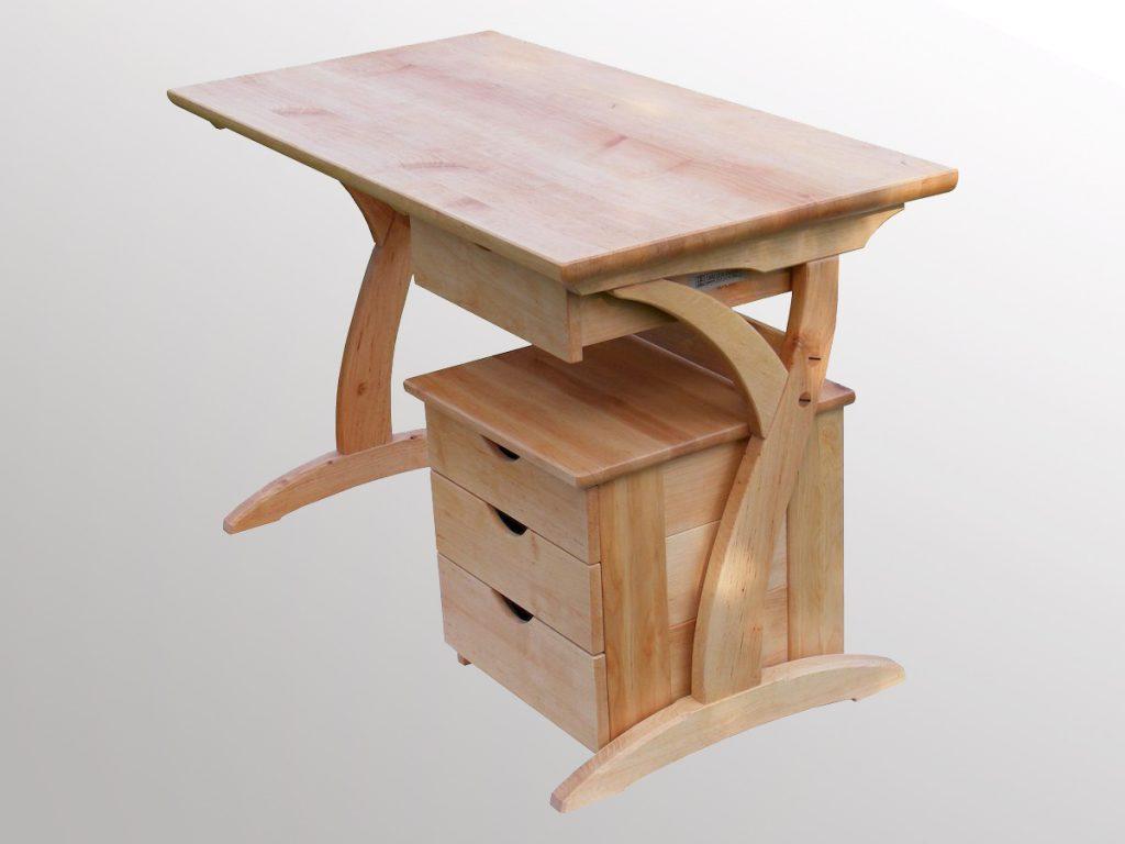 Égerfa asztal