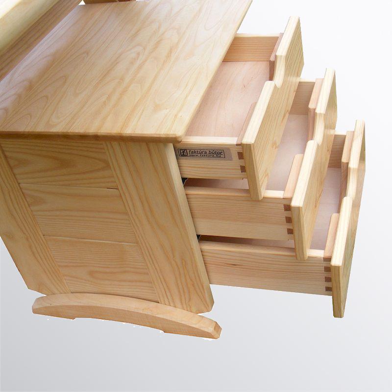 Íróasztal fiókok